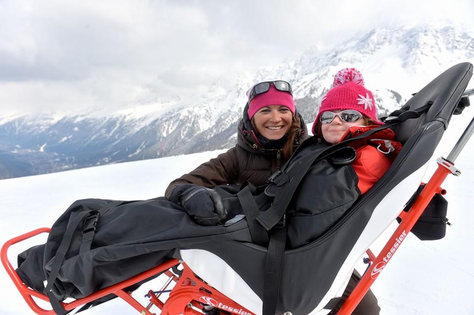 Handi'Cap Mont-Blanc